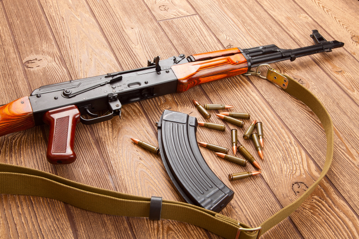 type 56 SKS datant